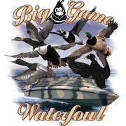 Big Game Waterfowl