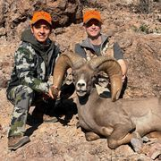Derick Lopez Outfitter in Sonora Mexico