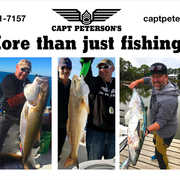 Captain SGT Peterson's - More than just fishing profile photo