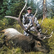 Winterhawk Outfitters - Collbran, Colorado | Guidefitter